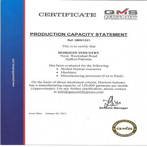 Production Capacity Certifcae-3